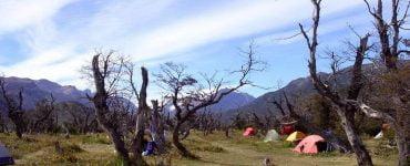 Campings en El Chalten Santa Cruz Argentina