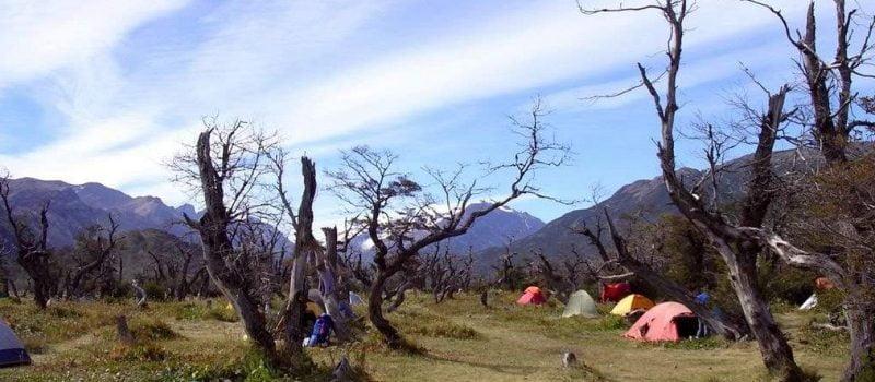 3 Campings en El Chaltén (Santa Cruz) ¡Precios y Teléfonos! [temporada]