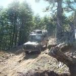 Camioneta nires sur chalten santacruz argentina