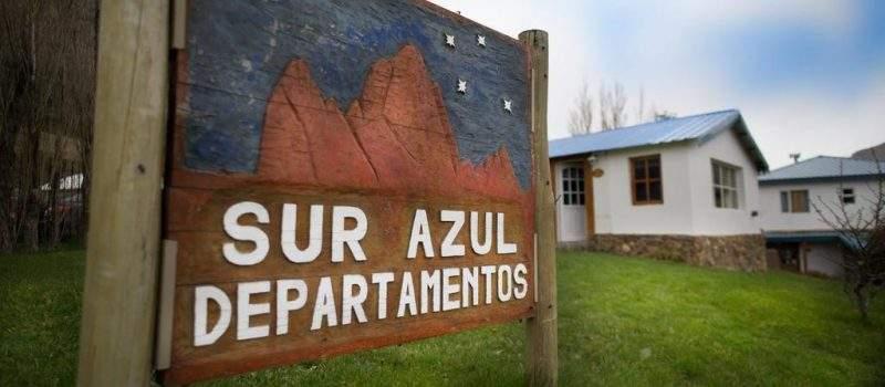 Cabaña Complejo Sur Azul en El Chaltén Santa Cruz Argentina