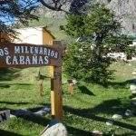 Cartel Hostel Milenarios Chalten Santacruz Argentina Los El Santa Cruz