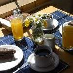 Desayuno chalten santacruz argentina hotel