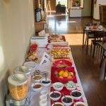 Desayuno Poincenot Chalten Santacruz Argentina Hotel El Santa Cruz