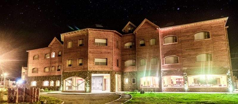 Hotel Destino Sur en El Chaltén Santa Cruz Argentina