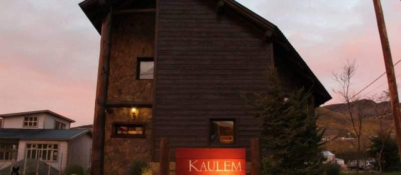 Hotel Kaulem en El Chaltén Santa Cruz Argentina