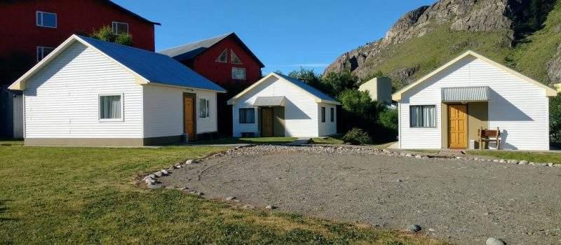 Cabaña Río De Las Vueltas en El Chaltén Santa Cruz Argentina