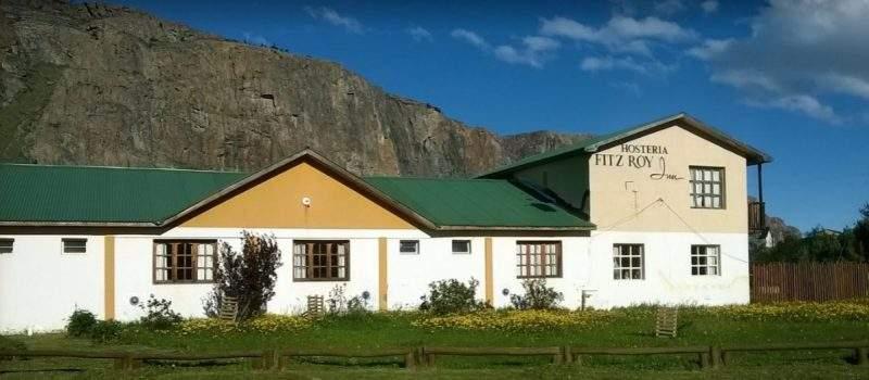 Hotel Fitz Roy Inn en El Chaltén Santa Cruz Argentina