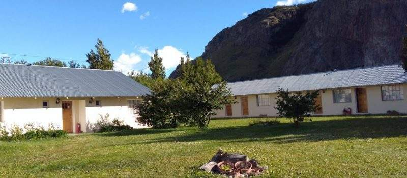 Hotel Las Piedras De Patagonia en El Chaltén Santa Cruz Argentina