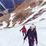 Trekking paso viento chalten santacruz argentina del