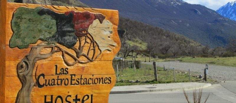 Hostel Las Cuatro Estaciones en El Chaltén Santa Cruz Argentina