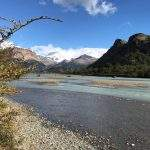 Lago Bonanza Chalten Santacruz Argentina Camping El Santa Cruz