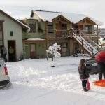 Nieve latitud chalten santacruz argentina o