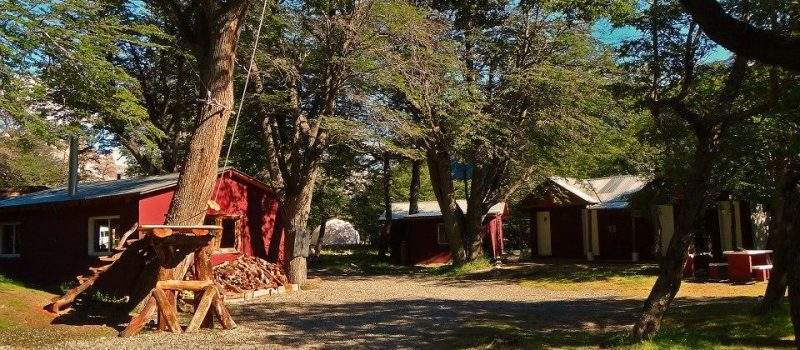 Camping Bonanza en El Chaltén Santa Cruz Argentina