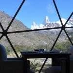 Vista chalten santacruz argentina